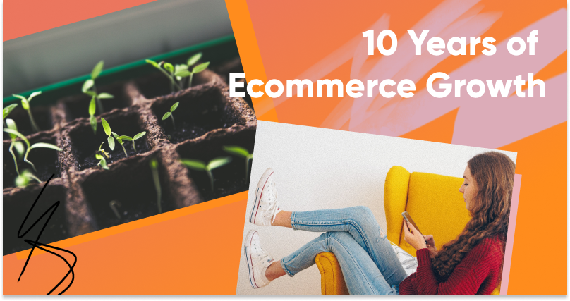 10 Years of Ecommerce Growth in 90 Days