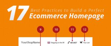 infografika fooldal2 header - 17x eCommerce Homepage Best Practices
