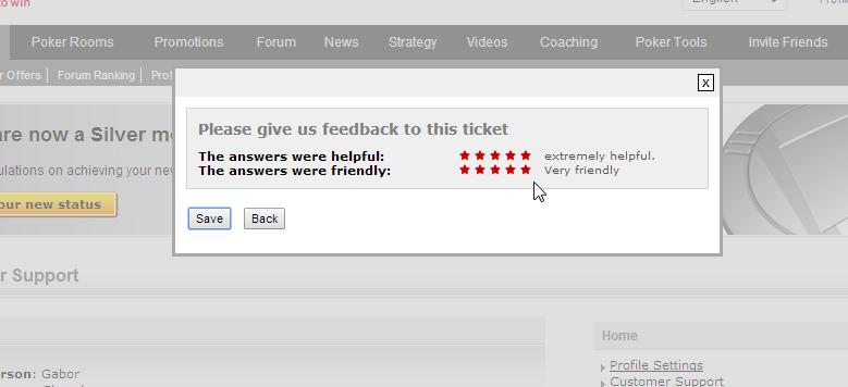 Complaint Ticket Closure Surveys