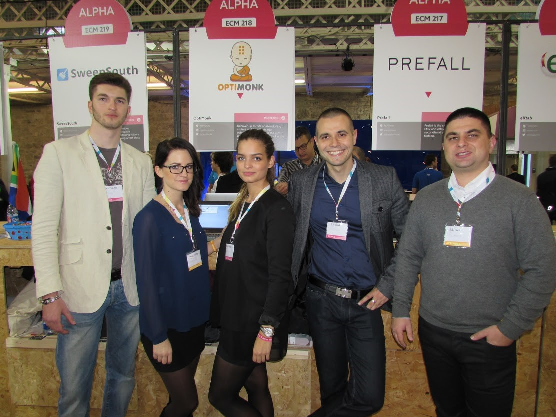 WebSummit 2014 - Summary