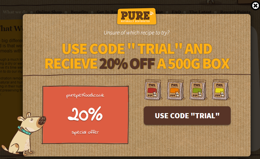 purepetfood - 10 Tools You Can Use to Boost Your Conversions - Launchrock?