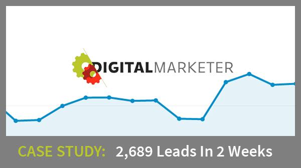 DigitalMarketer Case Study