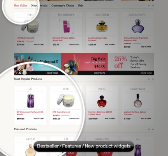 20 best examples of how top online stores use proactive product