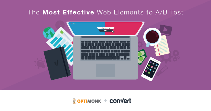 The Most Effective Web Elements to A/B Test