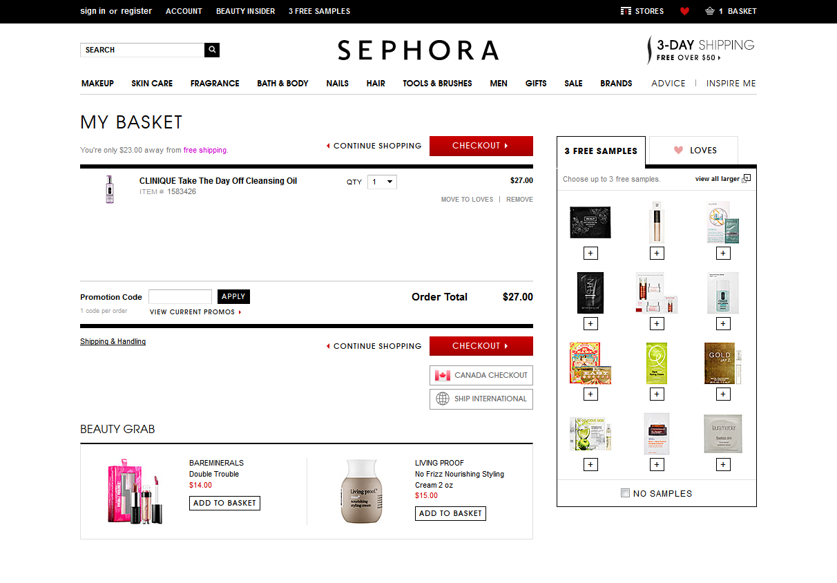 How To Design An Ecommerce Shopping Cart Page 10 Impressive Examples