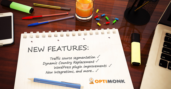 New Features Now Available: Traffic source segmentation and more