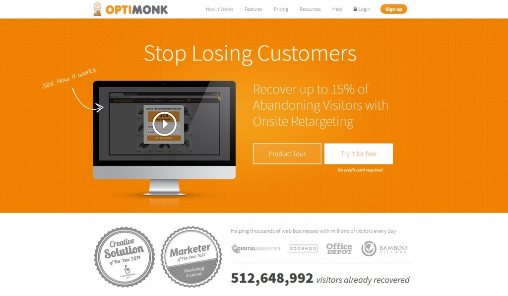 Renewed OptiMonk.com - Homepage