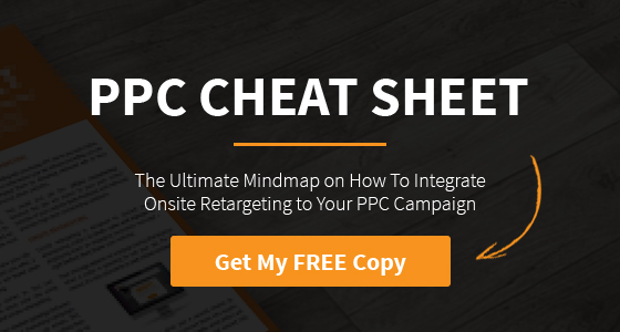 Download Our PPC Cheat Sheet for Free