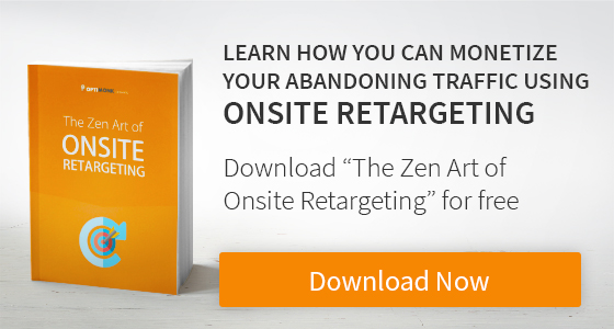 Download The Zen Art of Onsite Retargeting