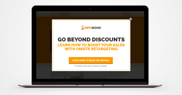 Beyond discounts boost your sales with onsite retargeting go beyond discounts learn how to boost your sales with onsite retargeting fandeluxe Images
