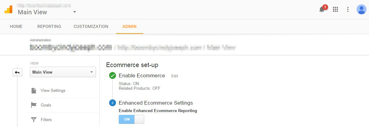 enable-enhanced-ecommerce-in-google-analytics
