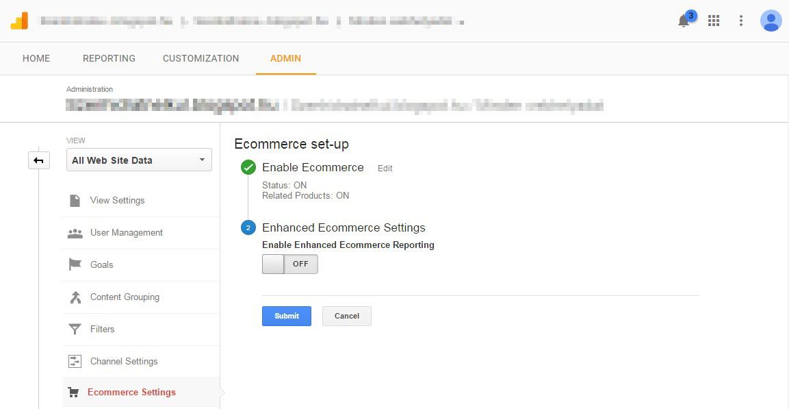 enable-ecommerce-in-google-analytics