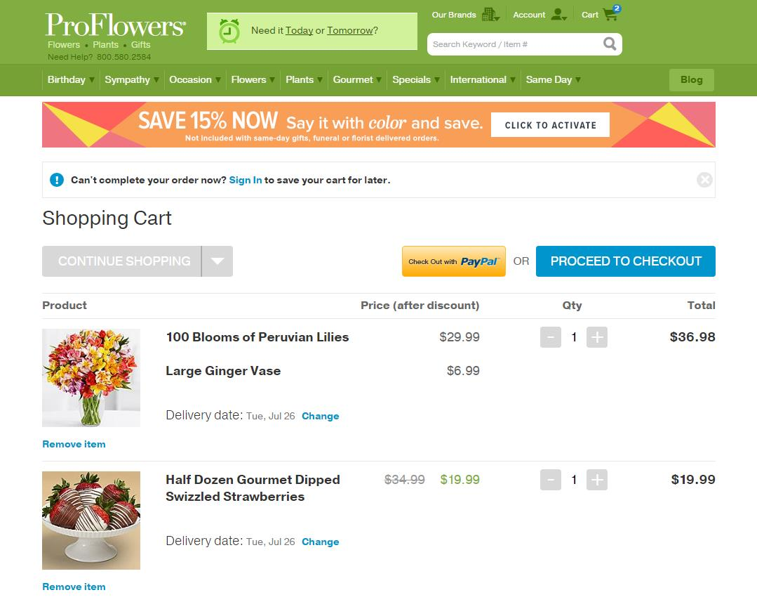 ProFlowers-uses-meaningful-product images
