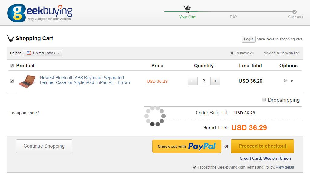 Geekbuying-let-your-cart-refresh-itself-after-editing-quantities