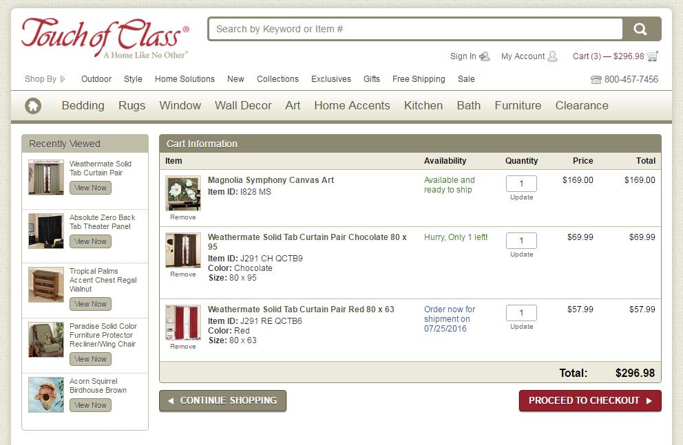 TouchOfClass-displays-stock-availability