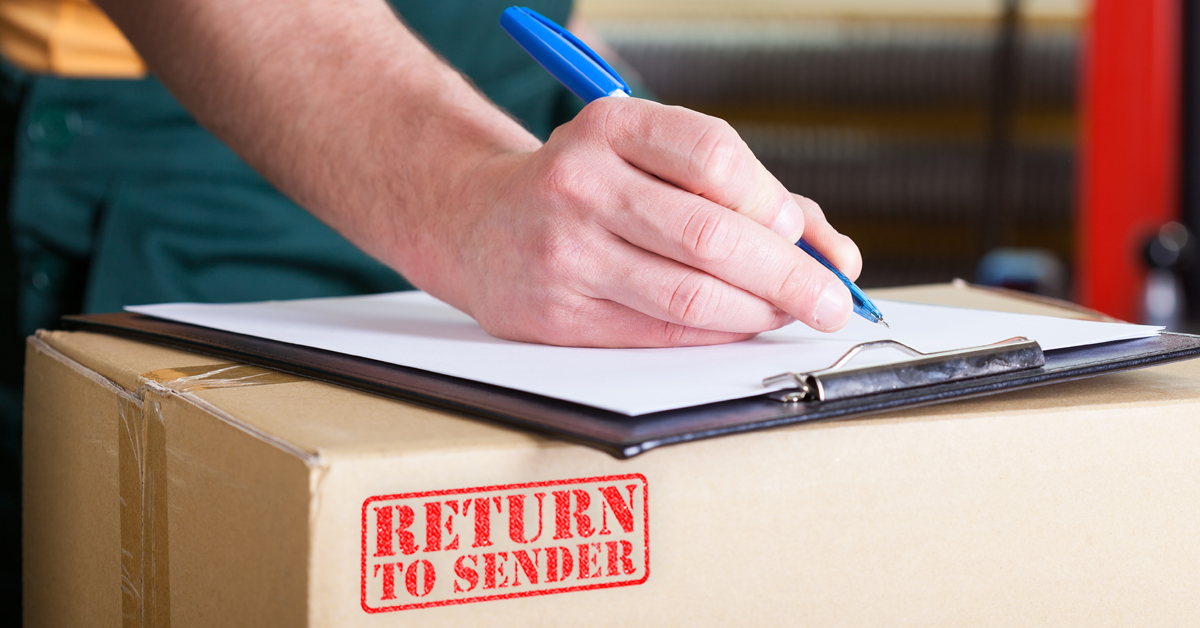 Returns - How to Handle & Minimize Online Return Packages