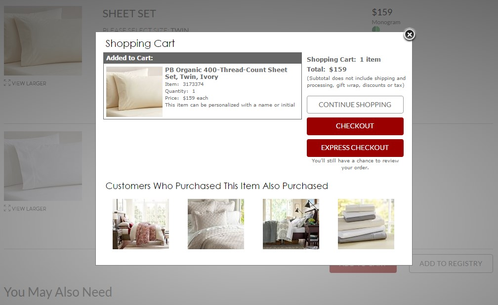 How to Sell More - Cross Selling and Upselling Examples a0d9c5289f2