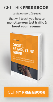Onsite Retargeting Guide