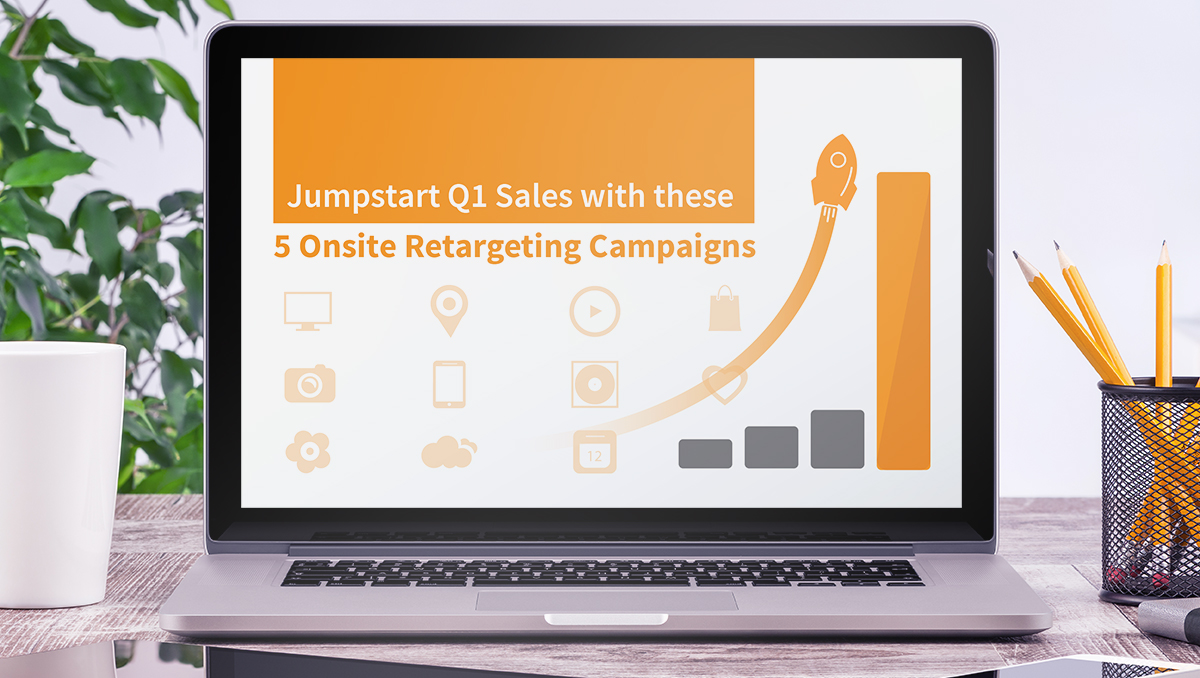 Marketing and Sales Strategy - Onsite Retargeting
