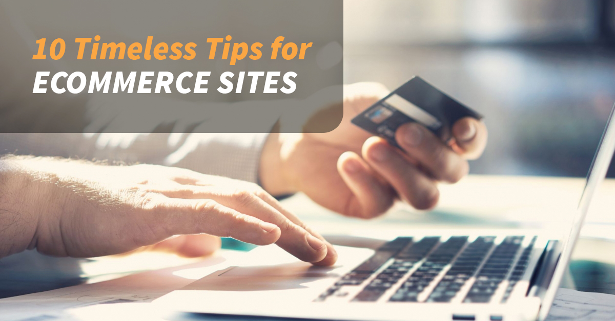 Ecommerce Tips for Small Business