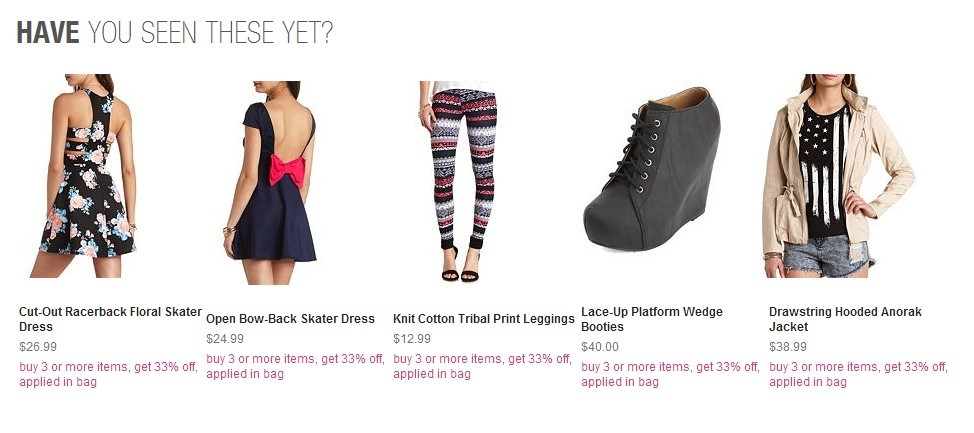Awesome New Feature: The Intelligent Product Recommendation Template For  Online Stores Is Here!