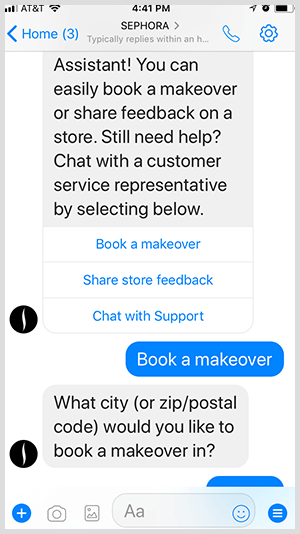 how to use facebook messenger marketing