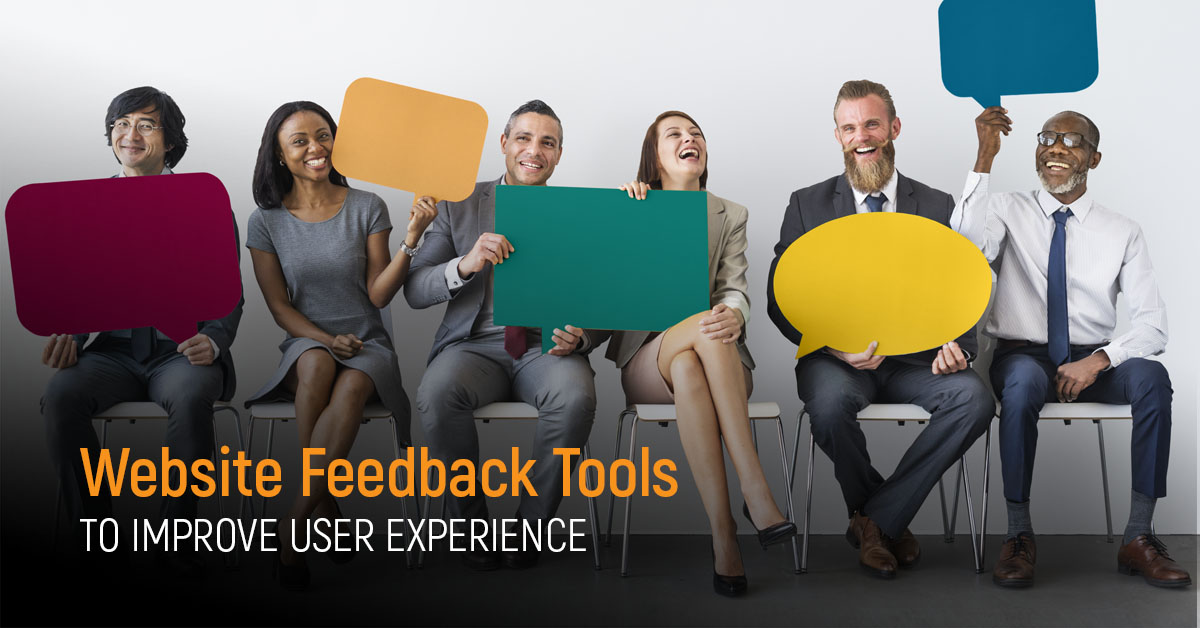 Website feedback tools to improve customer experience