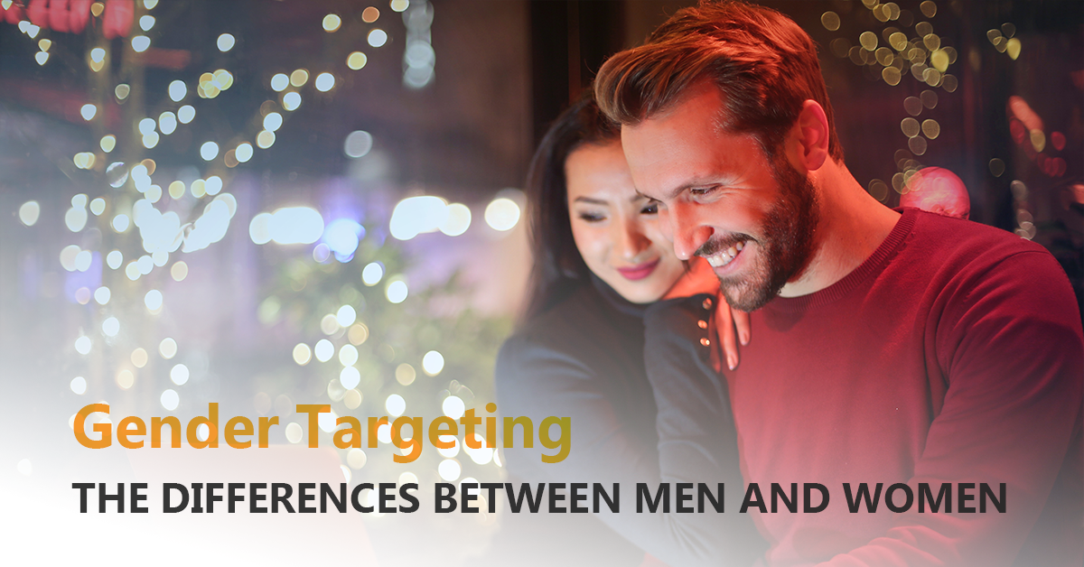 gender targeting - the differences between men and women