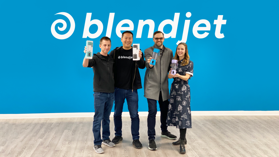 How BlendJet, one of the fastest-growing Shopify stores, generated 39.2% extra revenue with OptiMonk