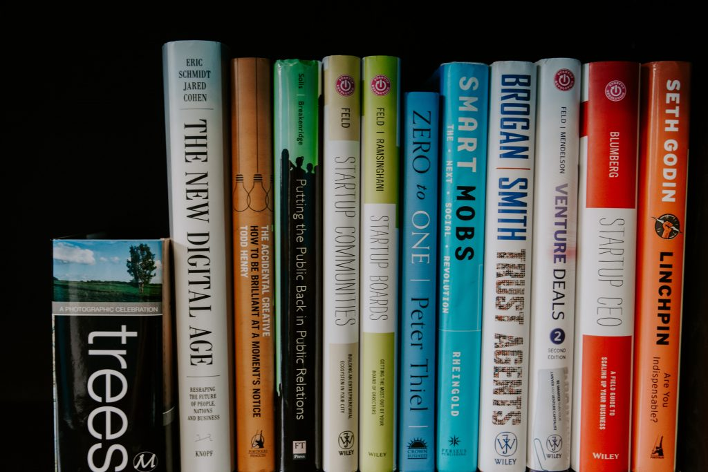 The Best Marketing Books by Category