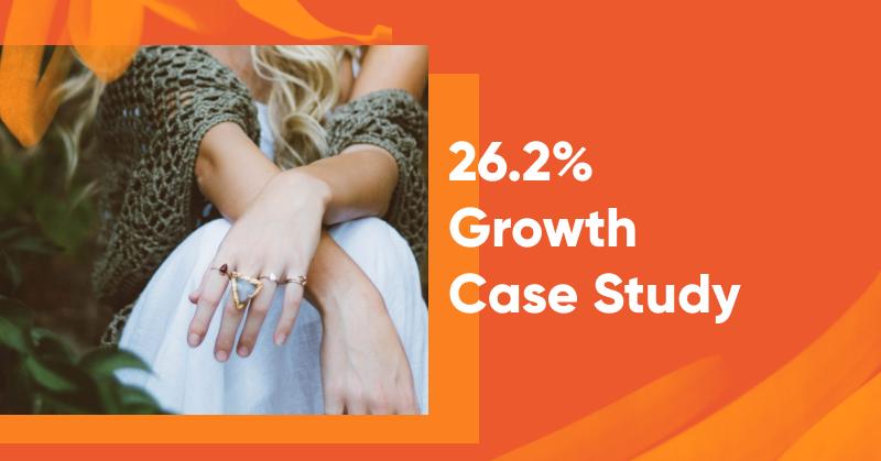 26.2% Growth Case Study: Czar Jewelry Take on Customer Value Optimization
